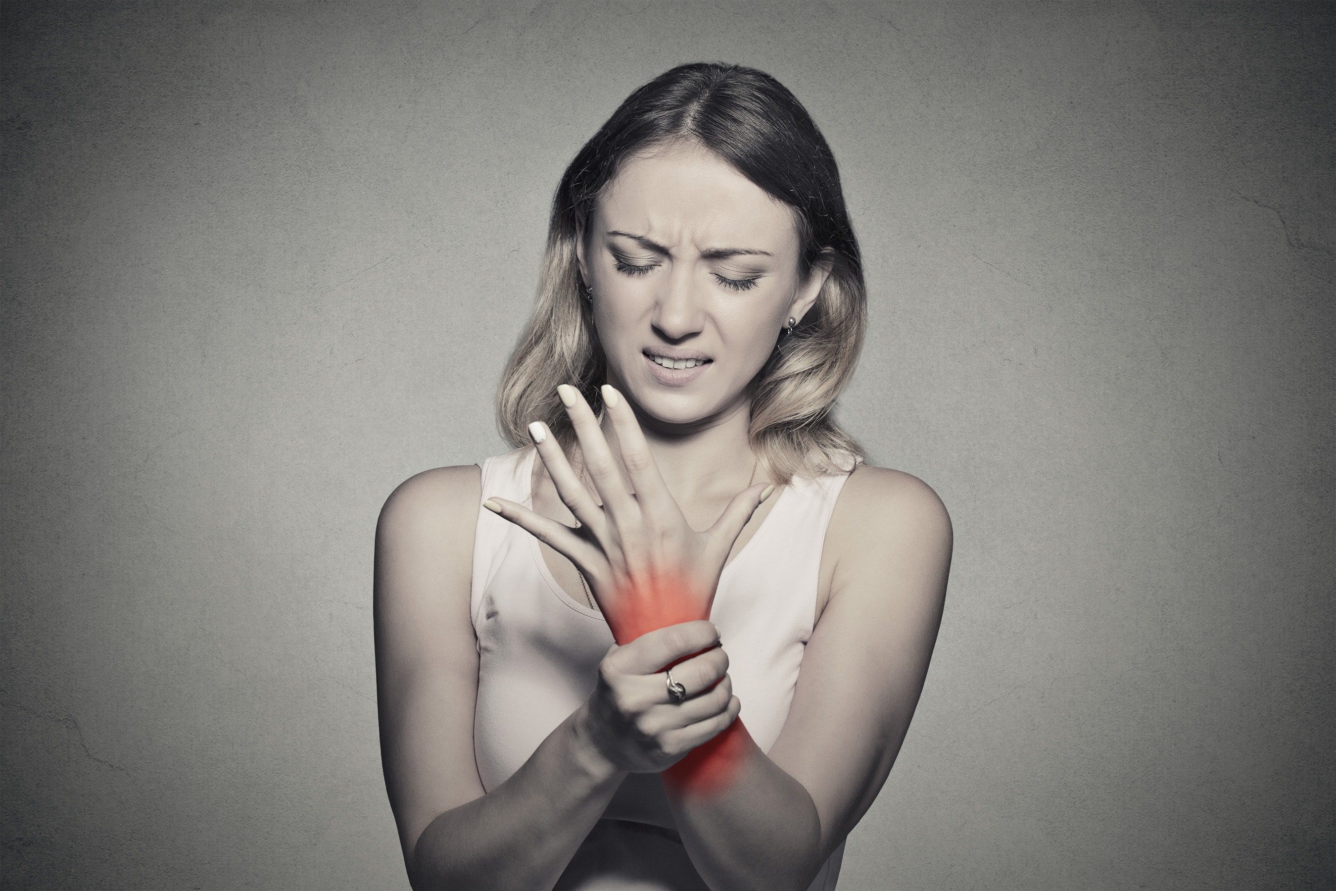 causes of wrist pain   wrist support for exercise   wags, Skeleton