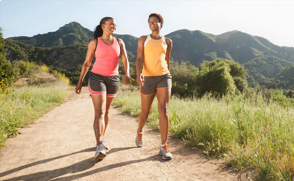 Walk This Way! 3 Walking Methods to Get Fit