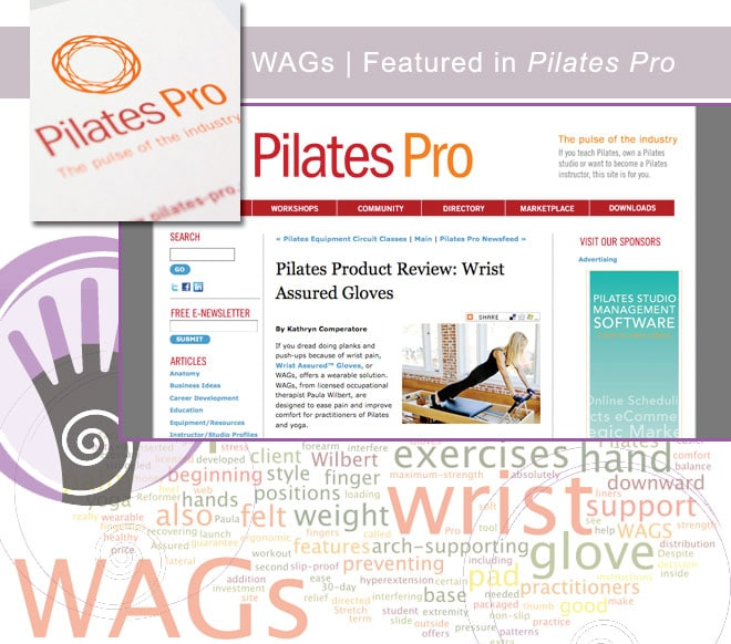 Editor's Choice: WAGs in Pilates Pro