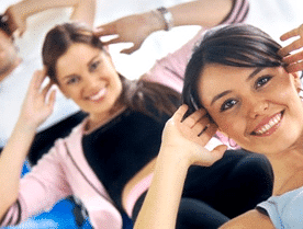 Top 10 Benefits of Group Fitness!