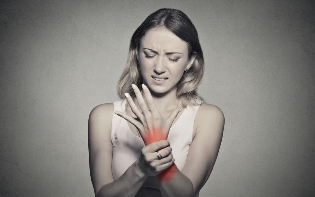 Are your wrists bothering you?