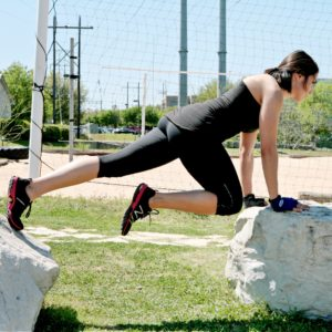 Turn Nature Into Your Gym With These 4 Exercises